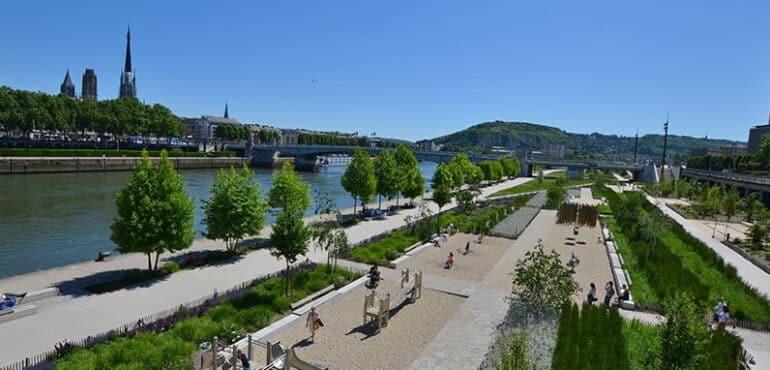 Vivre à Rouen
