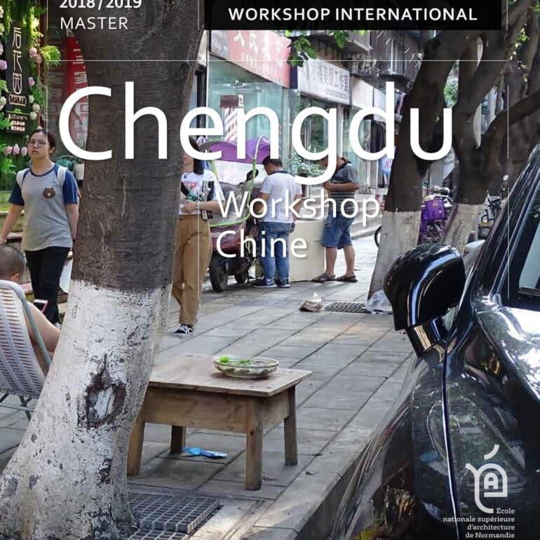 Workshop CHENGDU