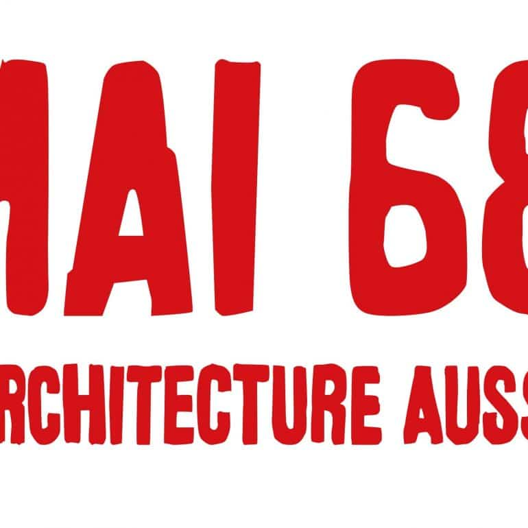 "Exposition – ""Mai 68 L'architecture aussi !"""
