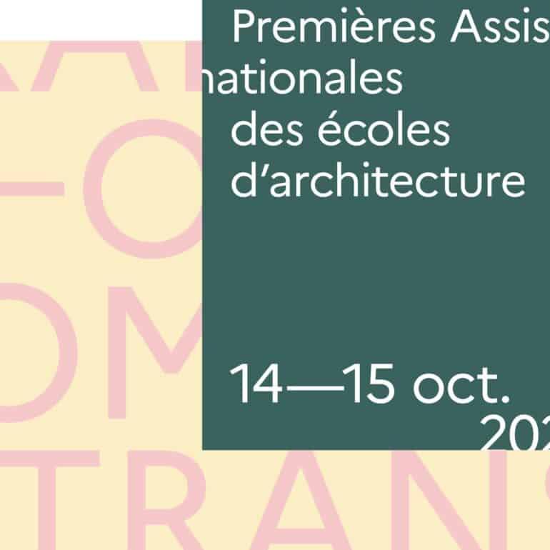 « Trans-Former, l'intervention de l'architecte sur l'existant »